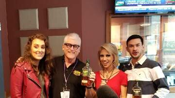 Whiskey Rocks Northwest - Steve Slaton Whiskey Tasting With Tullamore Dew