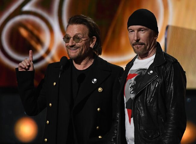 U2 (Getty Images)