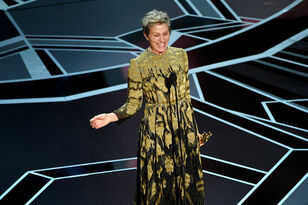 Frances McDormand Enlists All Female Nominees During Powerful Oscars Speech