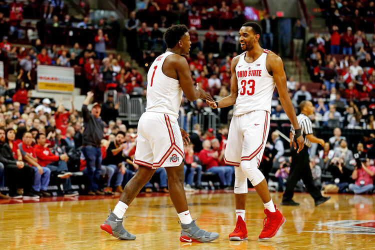 Jae'Sean Tate, Keita Bates-Diop won't last long in the post-season if they play again like they did against Penn State