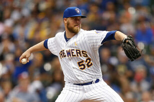 Brewers Spring Training One-on-One: Jimmy Nelson