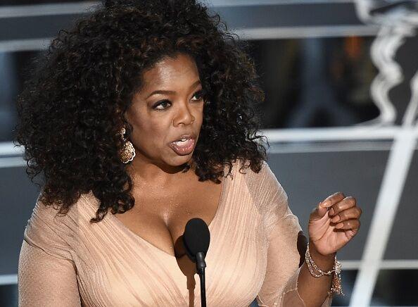 Oprah Winfrey - Getty Images