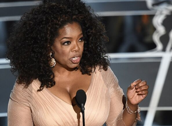Oprah Winfrey - Getty Images