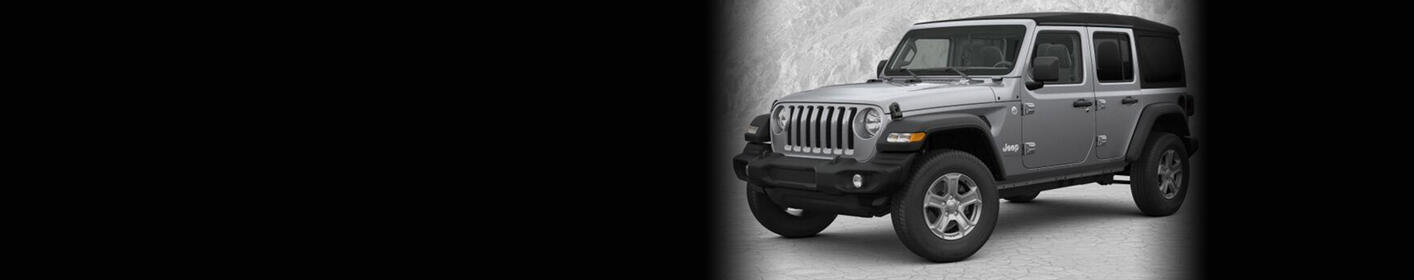 Watch Our Finalists Get Their Hands On An ALL-NEW JEEP WRANGLER!