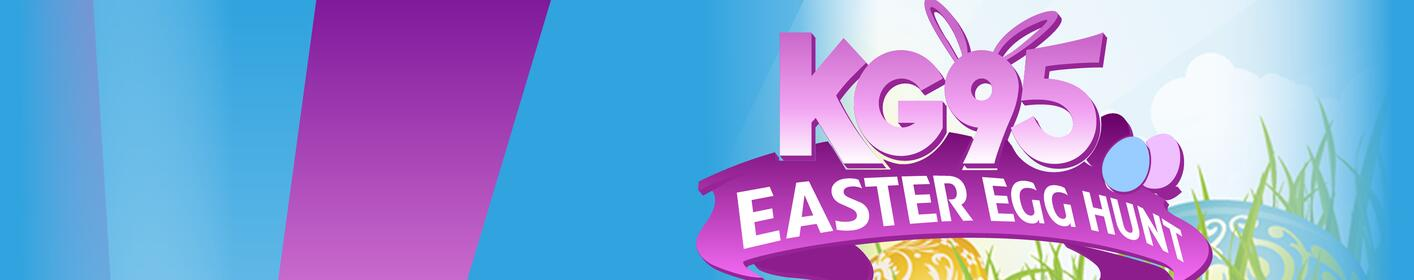Find Free Candy & Win Prizes at the Annual KG95 Easter Egg Hunt!