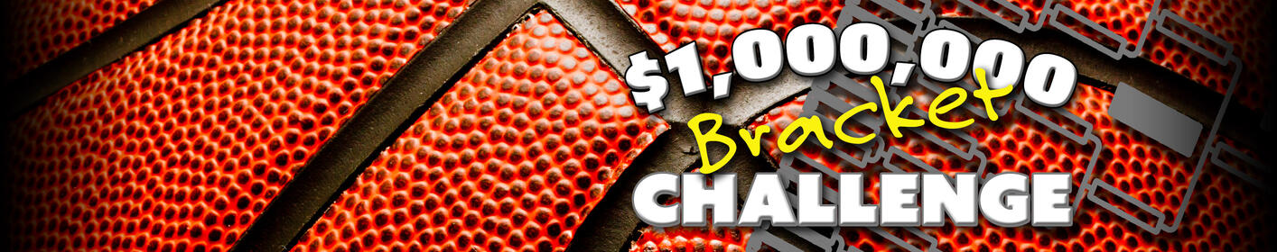 Enter To Win The $1,000,000 Bracket Challenge