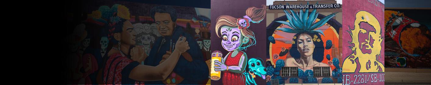Must See Murals In Tucson!