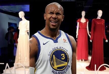 Wife of Warriors Player David West Donates 1,000 Prom Dresses to Bay ...