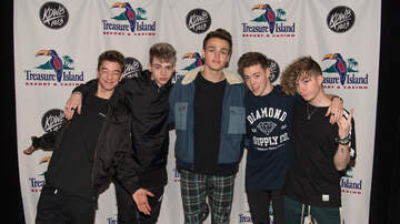 KDWB Skyroom - PHOTOS: Why Don't We KDWB Skyroom