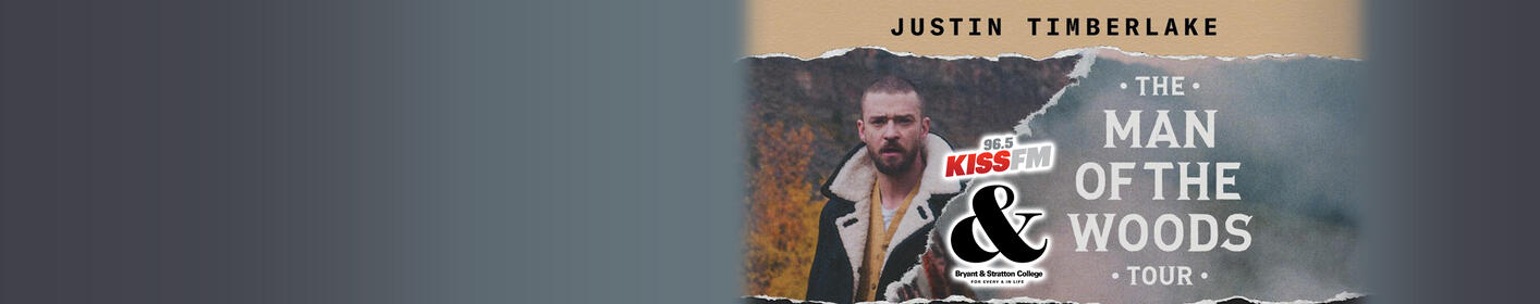 Win Tickets to See Justin Timberlake and Join KISS FM on the Red Carpet Before the Show!