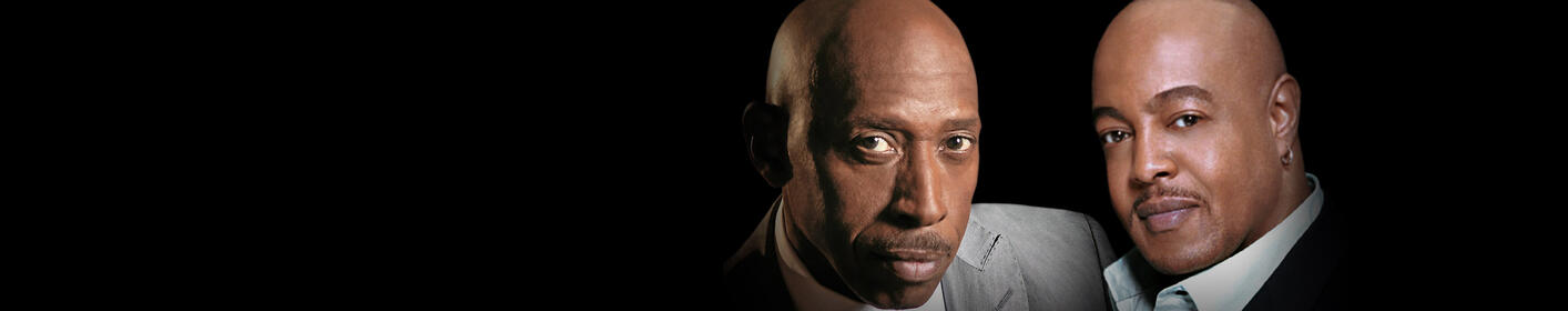 Win tickets for Jeffrey Osborne and Peabo Bryson