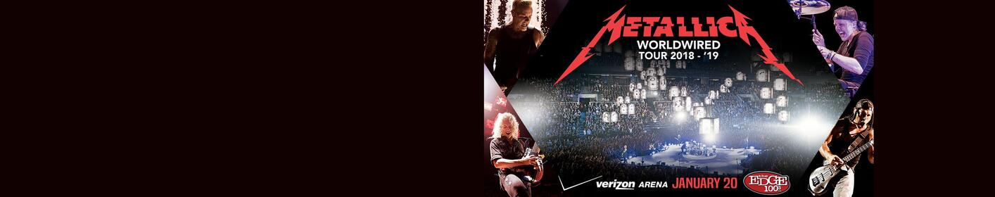 Wanna meet Metallica? The Edge has your chance! Get details and register here!