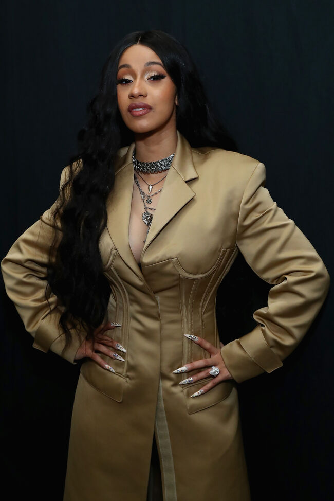 Cardi B - Photo Credit : Getty Images