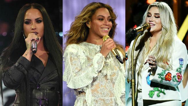 Female Empowerment Anthems