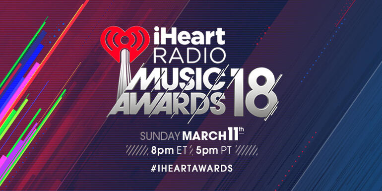 How To Watch The 2018 iHeartRadio Music Awards
