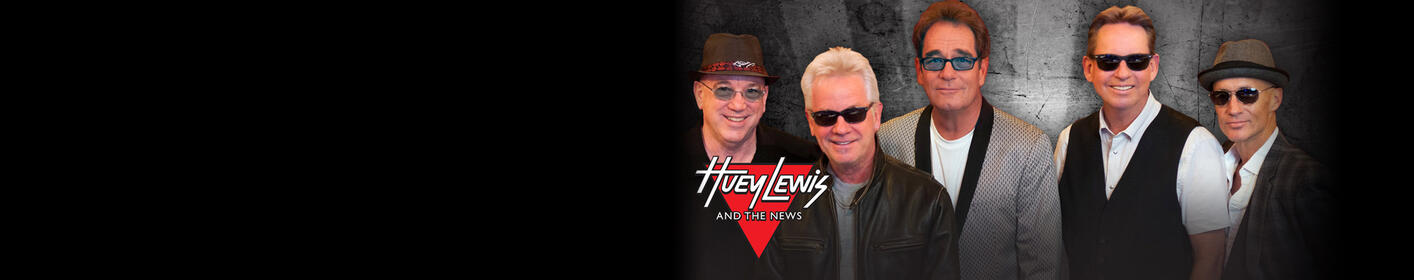 ON SALE NOW: Huey Lewis @ State Fair!