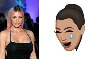Kim Kardashian Is Getting Dragged For Selling Feminist Kimojis