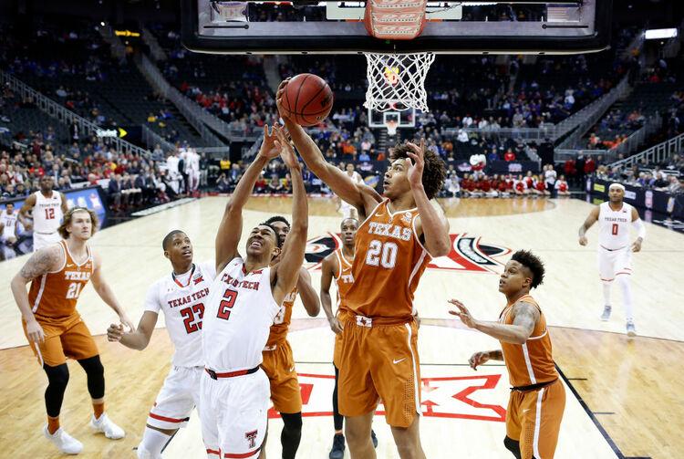 Texas vs. Texas Tech