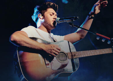 Luck Of The Irish Niall Horan Sound Check Party!