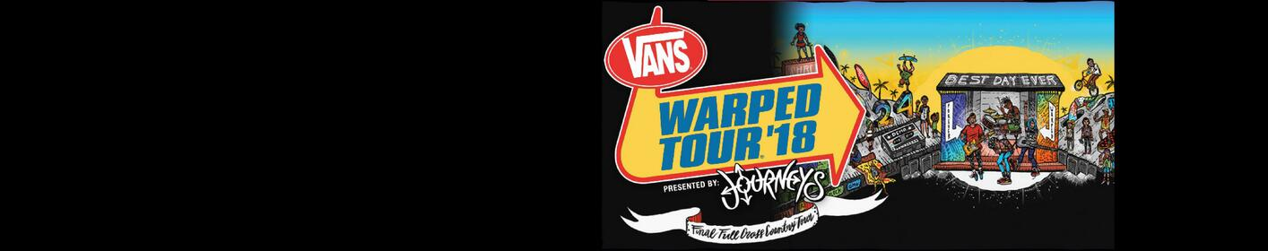 Van's Warped Tour '18
