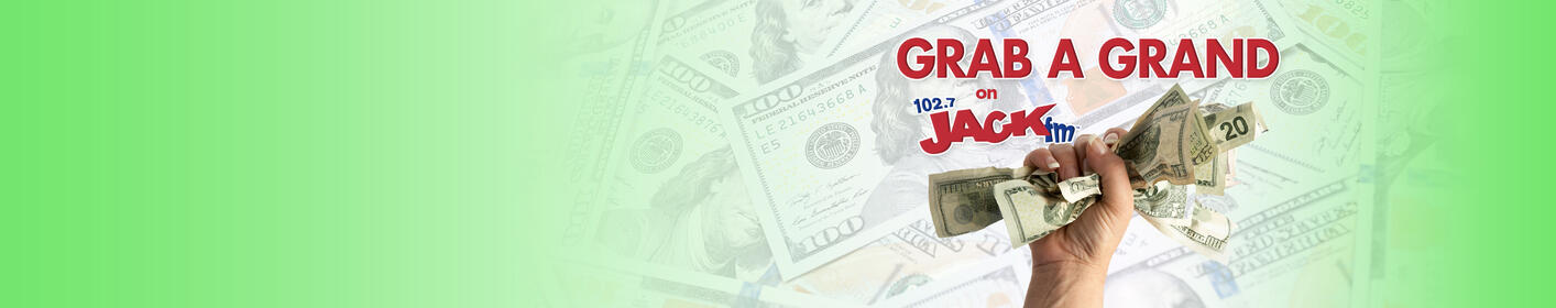 Listen to Win $1,000 Every Hour from 6AM to 10PM!