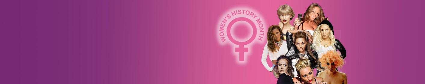 IT IS WOMEN'S HISTORY MONTH AND WE ARE CELEBRATING MAGIC WOMEN IN HISTORY! FIND OUT WHO HERE!
