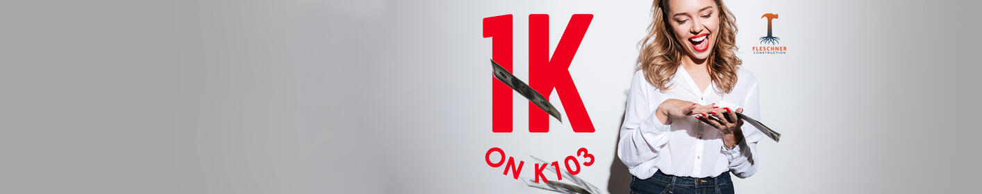 Listen To Win $1000 Every Hour On The :05s!