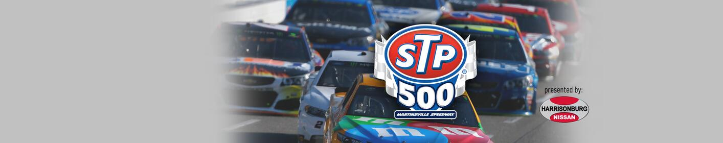 Win tickets to the STP 500 at Martinsville Speedway