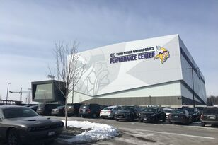 Take a tour through the Vikings state of the art TCO Performance Center
