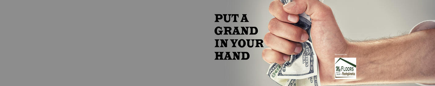 Put A Grand in Your Hand -  Listen To Win