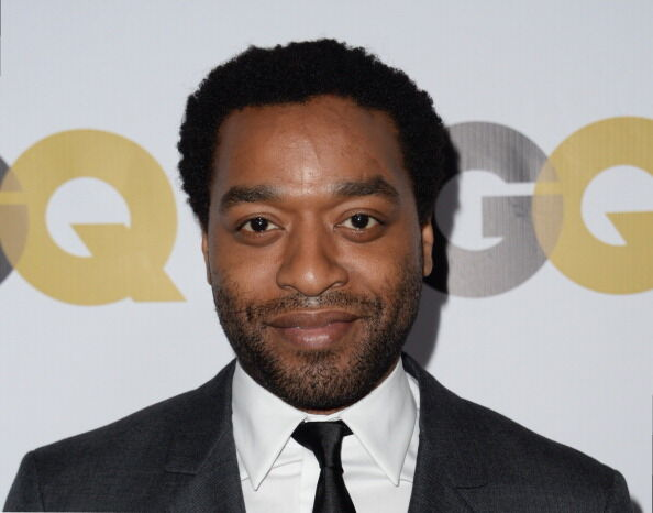 Chiwetel Ejiofor - Getty Images