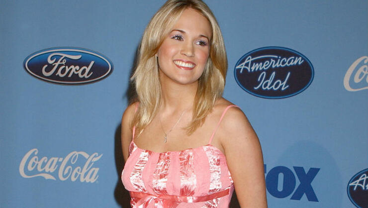 Relive Carrie Underwood S 2004 American Idol Audition With Simon