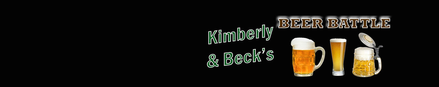 Vote in Kimberly and Beck's Beer Battle!