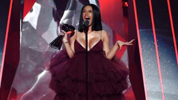 iHeartRadio Music Awards - iHeartRadio Music Awards: Cardi B Reveals April Release Month For Debut LP