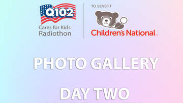 Q102 Cares For Kids Radiothon - PHOTOS: 2018 Cares for Kids Radiothon - Day 2