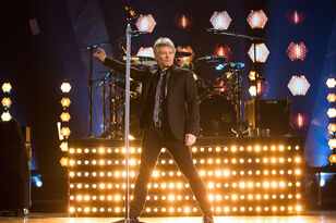Bon Jovi Accepts iHeartRadio Icon Award, Performs Two of Their Biggest Hits