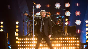iHeartRadio Music Awards - Bon Jovi Accepts iHeartRadio Icon Award, Performs Two of Their Biggest Hits