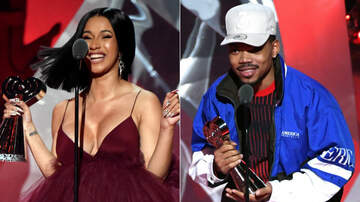iHeartRadio Music Awards - Cardi B, Chance The Rapper & More Take Home iHeartRadio Music Awards
