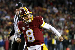 "These 3 Kirk Cousins comps prove he's all the ""franchise QB"" we need"