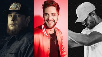 iHeartRadio Music Awards - Thomas Rhett, Sam Hunt & More Take Home iHeartRadio Music Awards