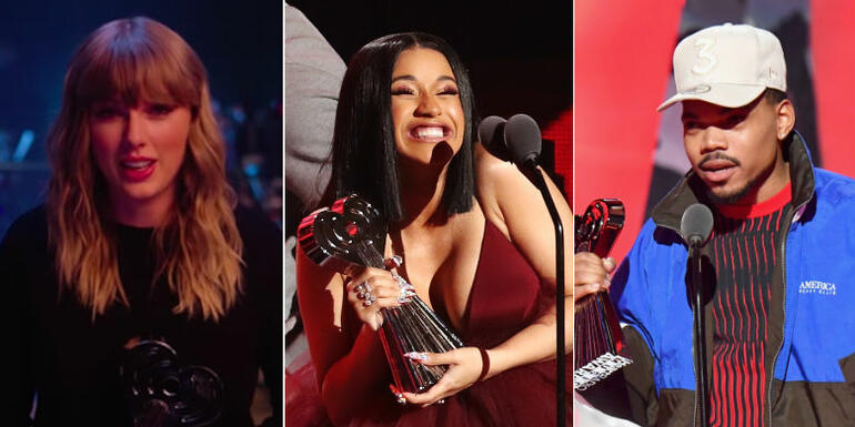 Every Highlight You Need To Know From The 2018 iHeartRadio Music Awards