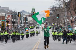 Boston Ranked Second Best City For St. Patrick's Day Celebrations