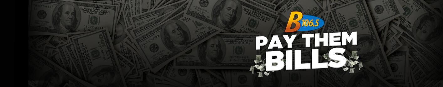 Listen every hour from 5am-8pm for your chance to win $1000!