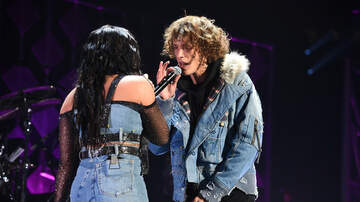 iHeartRadio Music Awards - Cheat Codes Show Tattoos Demi Lovato Bought Them