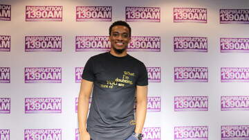 Photos - Jonathan McReynolds Meet & Greet Photos!