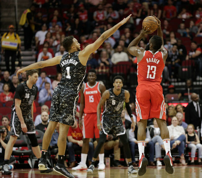 Rockets vs. Spurs