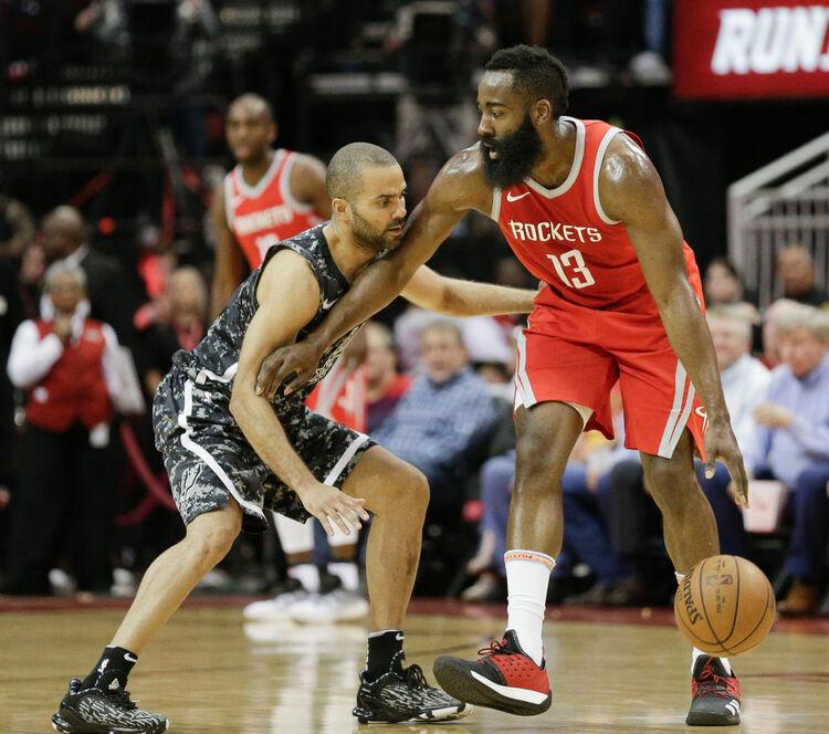 Rockets vs. Spurs