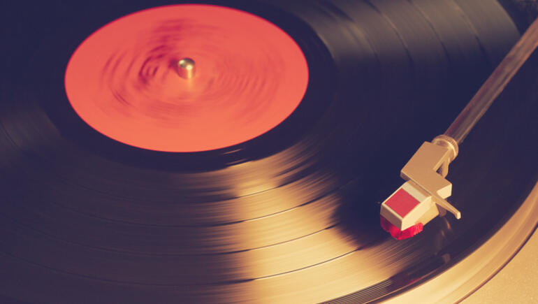 Records, Albums,  45s, LPs, Singles & Spindles