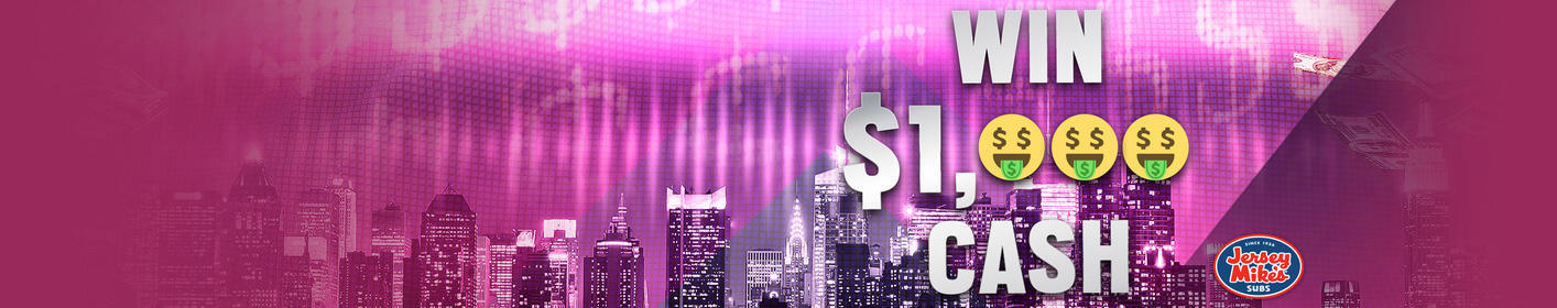Win $1,000 Cash on Command by Listening to Z100