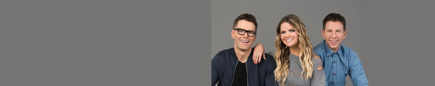 Listen To The Bobby Bones Show Every Weekday Morning!